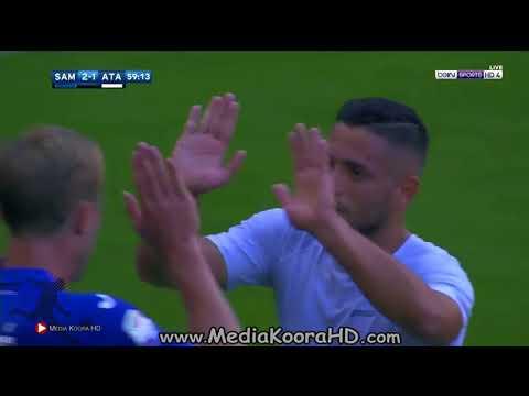 سامبدوريا ( 3 - 1 ) أتالانتا الدوري الايطالي