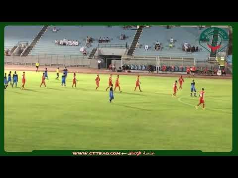 الاتفاق ( 4 - 0 ) النهضة مباراة ودية