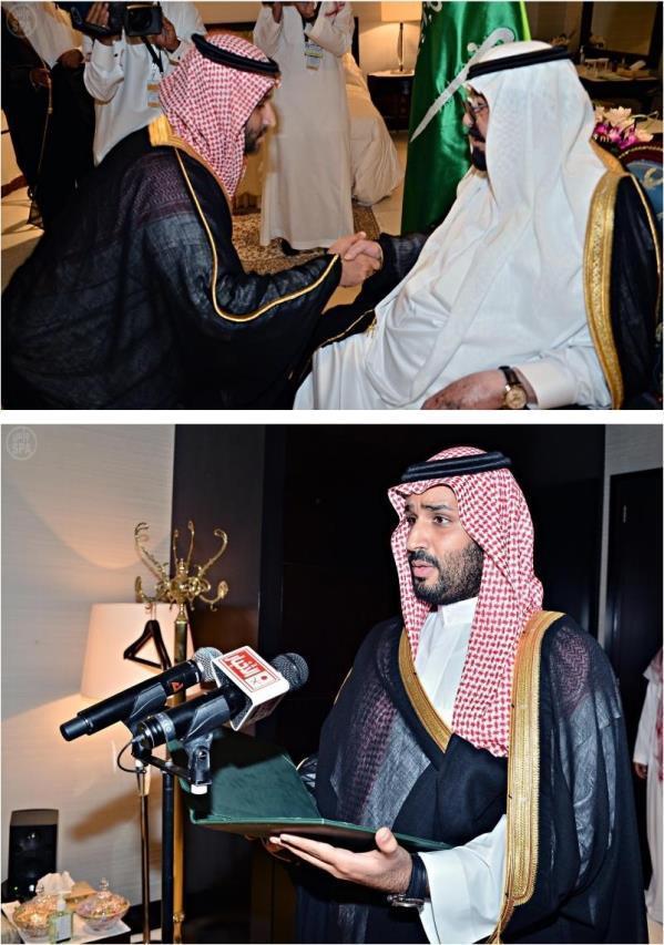 مسيرة الأمير محمد بن سلمان في صور.. منذ تعيينه وليا لولي العهد وحتى الآن