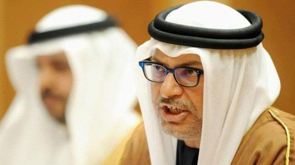 بعد توجيهات خادم الحرمين.. قرقاش: السعودية تثبت كل يوم كم هي كبيرة.. ولغط قطر يجب أن ينتهي