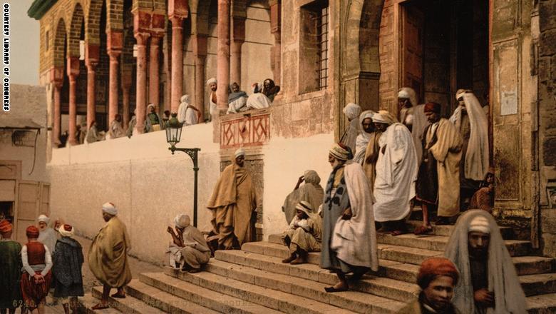 صور نادرة لشمال أفريقيا من عام 1899 تظهر للمرة الأولى