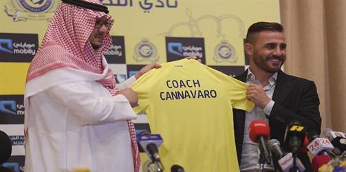 كانافارو يلزم نادي النصر السعودي بـ 9 ملايين ريال