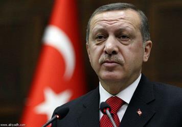 رئيس الوزراء رجب طيب إردوغان