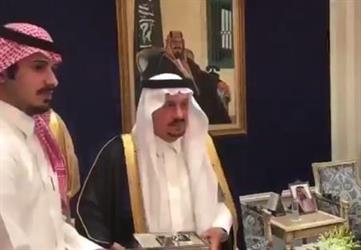 بالفيديو.. أمير الرياض لمنقذ المحطة من الحريق: أشكرك باسم الملك والوطن.. واللي عملته ما يعمله أي أحد