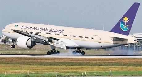 عطل فني تعذر إصلاحه يلغي رحلة الخطوط السعودية القادمة من القاهرة إلى جدة