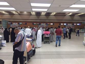 """رئيس """"الطيران المدني"""" يقر بوجود """"قصور كبير"""" في خدمات مطار جدة.. ويؤكد: المطار الجديد سيحلها"""