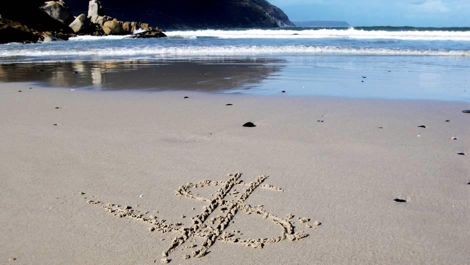 بالصور: الرمال... ثالث الموارد الطبيعية استهلاكا بعد الهواء والماء!!