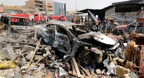 المملكة تدين وتستنكر التفجيرين اللذين وقعا جنوب وشرق العاصمة العراقية بغداد