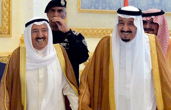 خادم الحرمين يطمئن هاتفياً على صحة أمير الكويت بعد تعرضه لنزلة برد 6664bc64-a4ae-4b4b-9