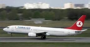 طائرات مدنية تركية