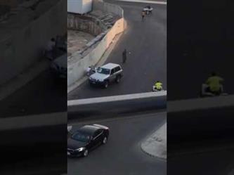 العسكري المعتدى عليه من سائقي دبابات جدة يكشف تفاصيل جديدة.. وكيف تواجد أخوه في الموقع
