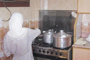 العمالة المنزلية الإثيوبية