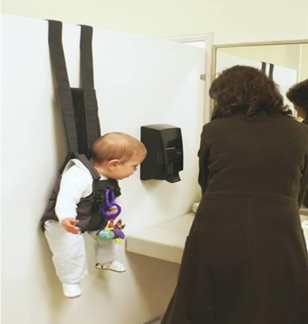 بالصور .. أحدث 10 ابتكارات تخدم الأم والطفل !