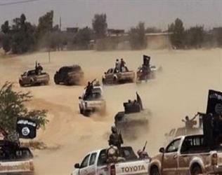 روسيا: داعش ينشط بحرية قرب قاعدة أمريكية في سوريا