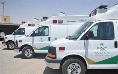 مواطن يغافل العاملين في مركز صحي ويقود الإسعاف لمسافة 100 كلم لإنقاذ زوجته بحائل