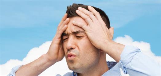 لماذا يزيد الألم في الرأس أكثر من باقي الجسد؟