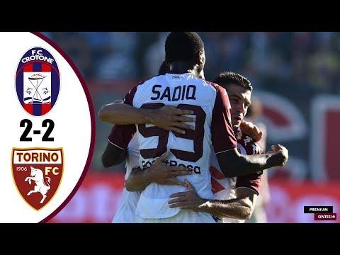 كروتوني ( 2 - 2 ) تورينو الدوري الايطالي