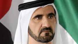 رئيس الحكومة الإماراتية الشيخ محمد بن راشد