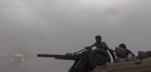 مقتل وجرح العشرات المسلحين في هجوم فاشل للحوثيين