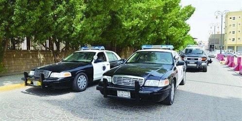 دوريات الأمن بمنطقة القصيم - ارشيفية
