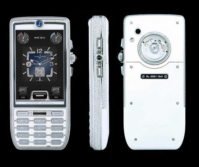 بالصور: أغلى خمسة هواتف ذكية في العالم