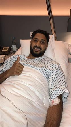 حارس الأهلي المسيليم يجري جراحة ناجحة في ميونيخ