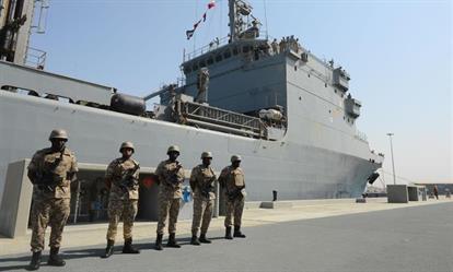 """""""القوات البحرية"""" تعلن فتح باب الابتعاث الخارجي أمام خريجي الثانوية والكلية التقنية بشروط"""