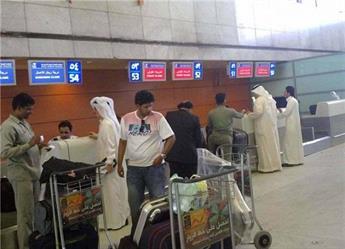الخطوط السعودية تتيح للمسافرين على الرحلات الدولية تسليم أمتعتهم خارج المطار