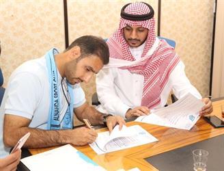 الشهري يستقيل من تدريب النهضة السعودي