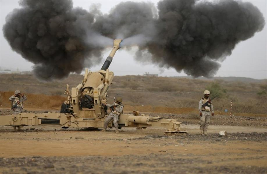 كمينٌ من فرق راجلة ومروحيات أباتشي للقوات السعودية يوقع 20 قتيلاً من الحوثيين والانقلابيين
