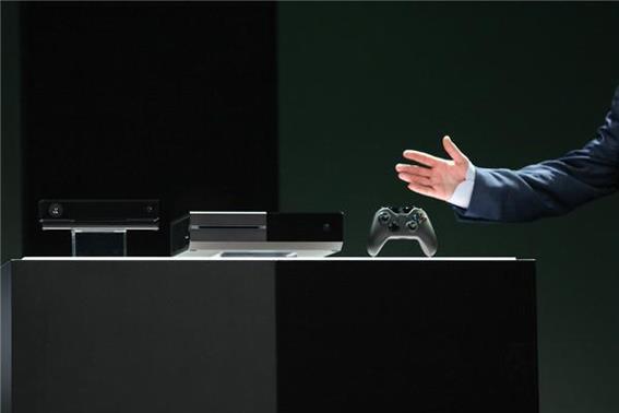 "بالصور: ""مايكروسوفت"" تعلن رسمياً عن ""إكس بوكس ون"""