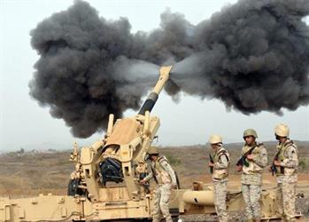 القوات السعودية تتصدى لهجوم ميليشيات حوثية وتقتل 40 منهم قبالة جازان