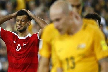 وفاة مشجع سوري تأثرًا بخسارة منتخب بلاده فرصة التأهل للمونديال