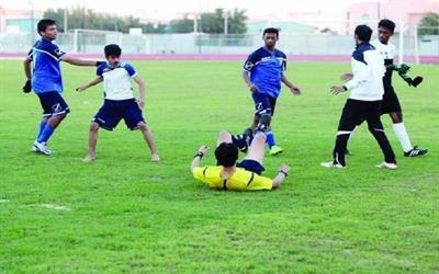 إلغاء مباراة رسمية في الدوري بسبب غياب رجال الأمن