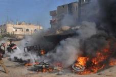 إسرائيل تواصل غاراتها على قطاع غزة