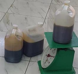 ضبط ومصادرة 100 كيلو عسل مغشوش بمكة