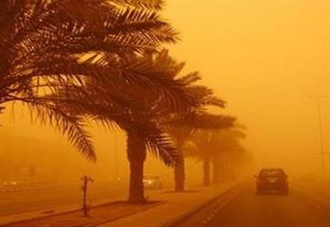 مرور الرياض يهيب بقائدي المركبات أخذ الحيطة والحذر بسبب الغبار