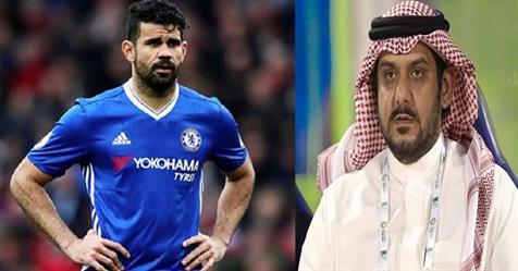 """هل فعلاً رفض """"الهلال"""" التعاقد مع دييغو كوستا ولماذا؟.. """"نواف بن سعد"""" يوضح"""